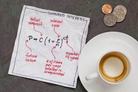 One of the most important investment lessons – the power of Compound Interest