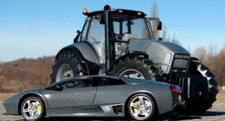 Investment Goals – Tractors & Track-Days