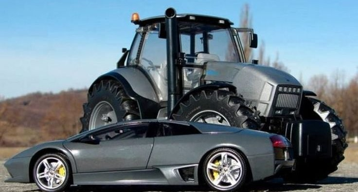 Investment Goals – Tractors & Track-Days