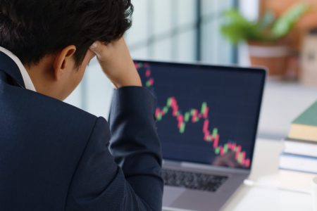 Who is most likely to 'panic sell' their investments and when you shouldn't do it